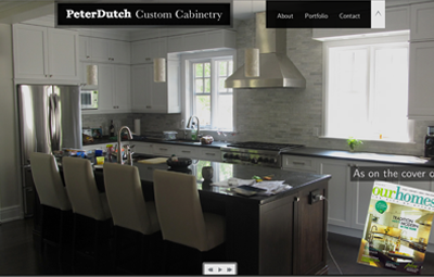 PeterDutch Custom Cabinetry