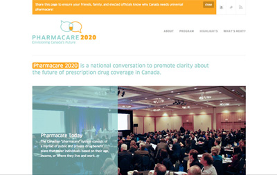 Pharmacare 2020 conference